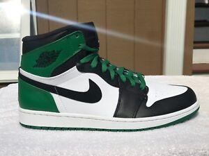13610b05721624 2009 Nike Air Jordan 1 Retro Defining Moments Celtics (DMP) 371381 ...