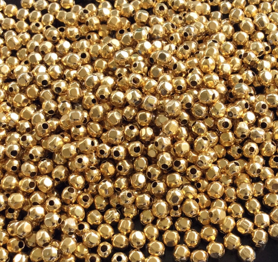 Hex Cut 24Kt Gold Plated Matsuno seed beads Limited 8//0 2Cut NEW!! 25grams