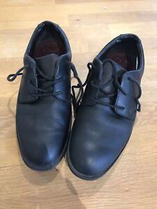 Clarks Rufus Edge Boys Size 13.5G Shoes