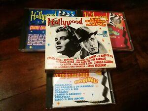 Hollywood-Celebri-Colonne-Sonore-Originali-Carmen-Miranda-Kurtiz-3x-Cd-Ottimo