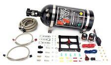 Nitrous Outlet 4500 Stinger Plate System (50-400hp) (5,7,10psi) (10LB Bottle)