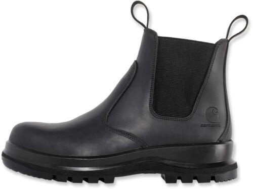 Carhartt Homme Sécurité Bottes Carter Chelsea Boot Black
