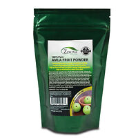 Amla Powder From Fruit 8 Oz (emblica Officinalis) Organic 100% Pure