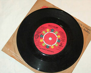 THE EVERLY BROTHERS CATHY039S CLOWN  ALWAYS IT039S YOU RARE VINYL SINGLE 45 RECORD - Essex, United Kingdom - THE EVERLY BROTHERS CATHY039S CLOWN  ALWAYS IT039S YOU RARE VINYL SINGLE 45 RECORD - Essex, United Kingdom