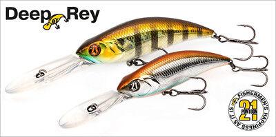 Pontoon 21 Deep Rey 90F 3,0-4,0m crankbait