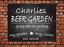 Custom Chalk board style pub bar funny gift mancave beer landlord Free P/&P 35x27