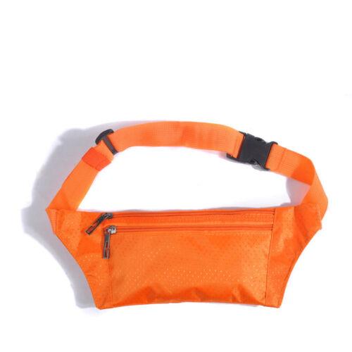 Fanny Pack Bum Bag Festival Waist Belt Pouch Travel Sport Holiday Money Wallet