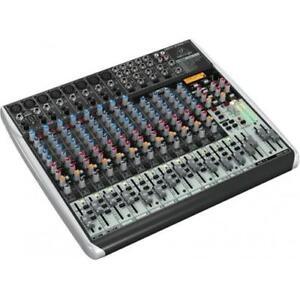 BEHRINGER-XENYX-QX2222-USB-MIXER-USB-22-INGRESSI-8-COMPRESSORI-2-BUS-EFFETTI-KLA