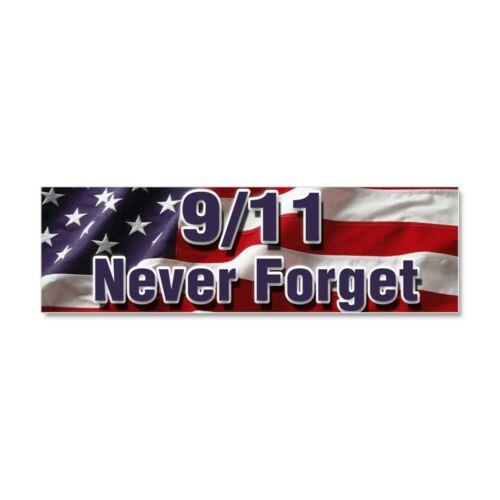 637852719 CafePress 9//11 Never Forget Car Magnet