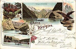 CPA-AK-Gruss-vom-Konigsee-GERMANY-879453