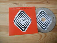 CD Jazz Eric Legnini / Afro Jazz Beat - The Vox (11 Song) DISCOGRAPH cardboard s