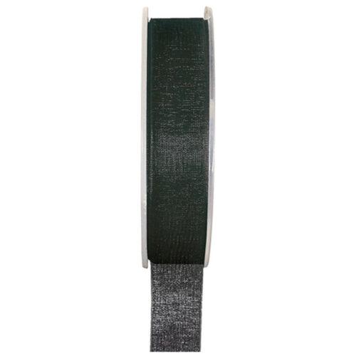Organzaband 40mm x20m ivory Schleifenband Hochzeit Chiffonband Geschenkband