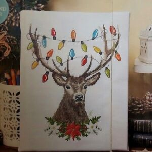 A5-Lucie-Heaton-Christmas-cross-stitch-chart-Bright-lights-from-magazine