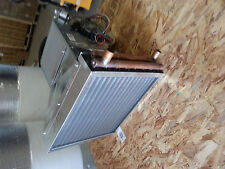 Outdoor Wood Furnace Boiler MODINE HEAT EXCHANGER W/Blower