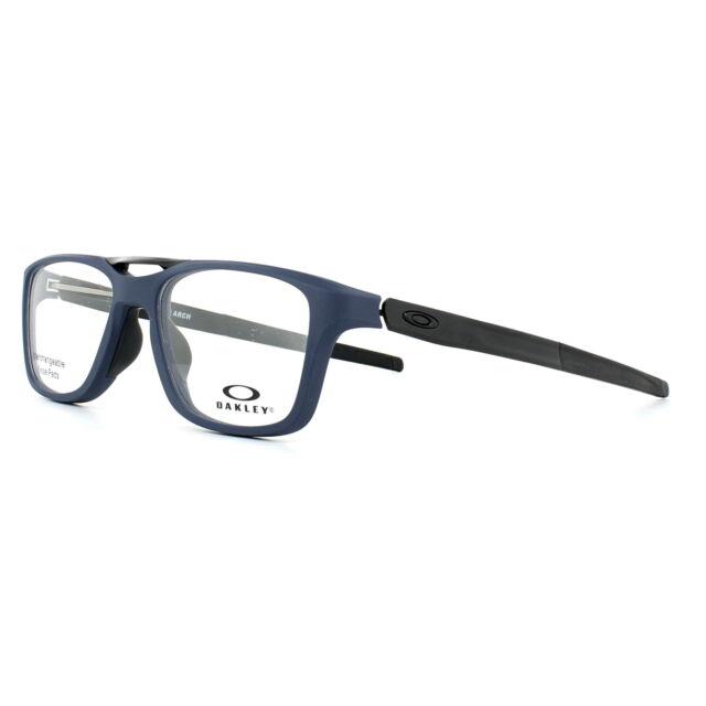 f29fbf490f Oakley Glasses Frames Gauge 7.2 Trubridge OX8113-03 Universe Blue 53mm Mens