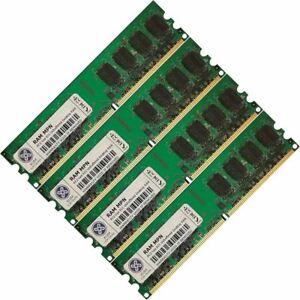 Senza Buffer 8 MHz DESKTOP DI MEMORIA RAM DDR2 PC2 GB PIN ECC NON PC 800 4x2GB 240 6400 TqdqBPagw