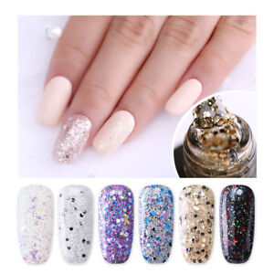 Image Is Loading Nicole Diary Glitter Gel Nail Polish Soak Off