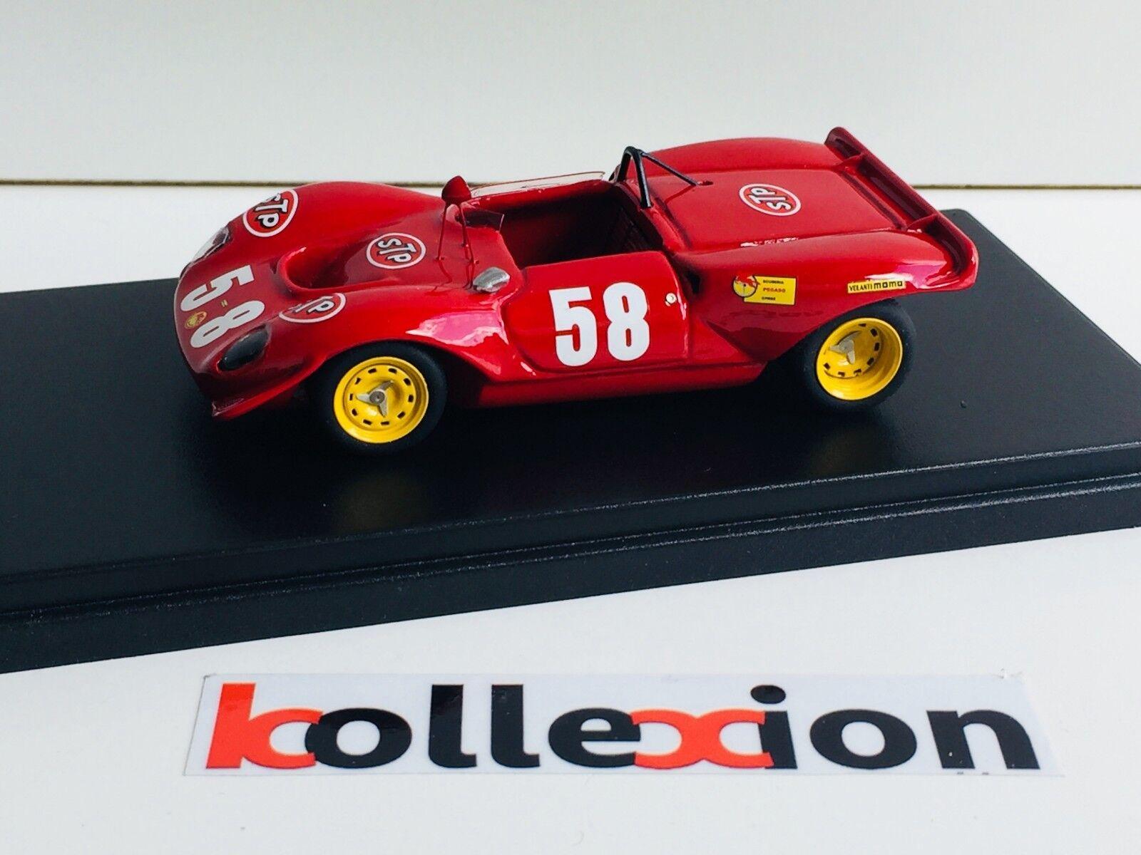 MG Model Barchetta Ferrari 206 S No 58 Targa Florio 1970 1.43