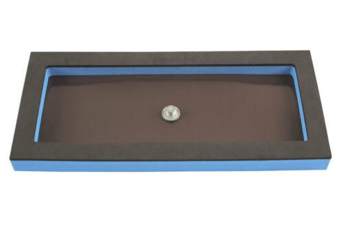 FOAM PARTS STORAGE TRAY WITH MAGNETS 400mm x 180mm x 32mm - Laser  6144