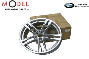"BMW  20"" M  Double Spoke Style 373 9*20 ET44 F06 F12 F13 Wheel Rim 36117843716"