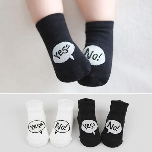 Cute Baby Socks Boy Girl Cartoon Cotton Socks NewBorn Infant Toddler Socks DSUK