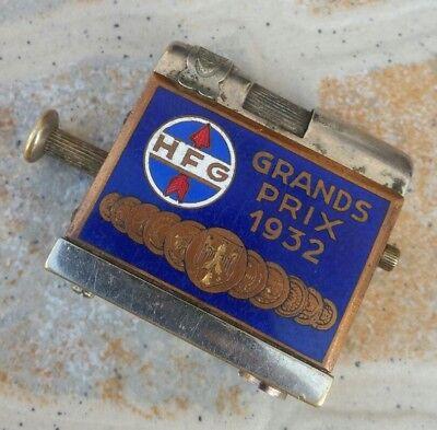 ancien briquet essence allemand à système Kaschie DRP 1932