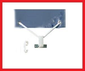 10-Stueck-Expander-Doppelhaken-Kunststoff-Netz-Haken-Expanderseil-Abspannhaken