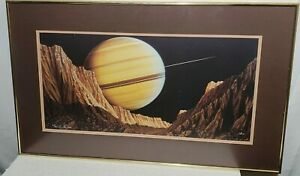 View-From-A-Distant-Canyon-Kim-Poor-Signed-Limited-Edition-Space-Art-315-Saturn