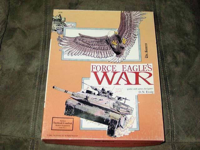 Les joueurs 1990-Force Eagle's War-TC Series  Modern Expansion No.1 (80% UNP)