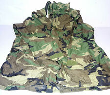 Improved Rainsuit Parka Combat Coat  Woodland BDU Medium New With Tags