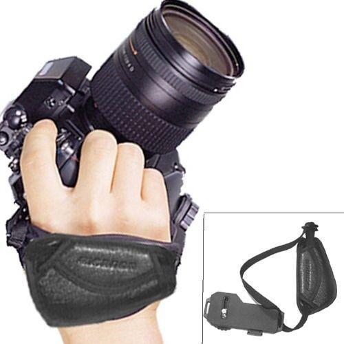 à Condition De Caméra Main Poignée Dragonne Fit Canon Nikon Minolta Sony Tous Les Reflex Numériques