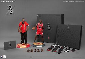 Ready-Enterbay-Michael-Jordan-Final-Limited-Edition-Away-1-6-Figures-Set
