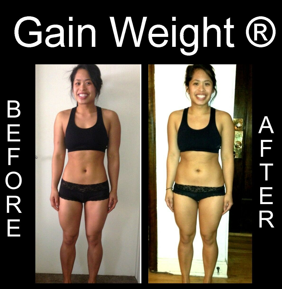GAIN WEIGHT® 4 Month GAIN Supply FREE P&P GAIN Month MUSCLE FAST..YOU CAN A BIG bb1813