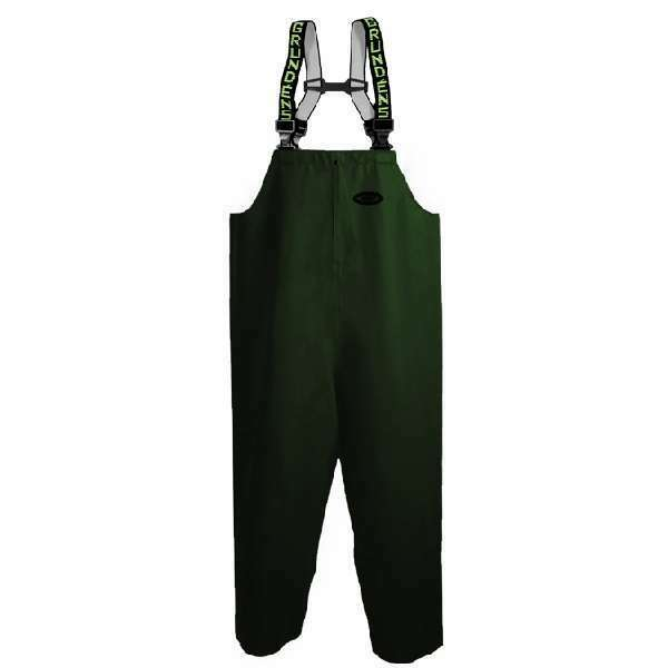 Grundens C116G Clipper 116 Bib Pant  Green  find your favorite here