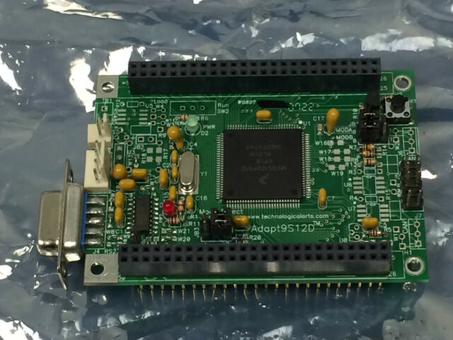 Technological Arts, Adapt9S12D, MC9S12DP512M0, Freescale Microcontroller