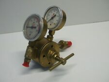 Airco Acetylene Pressure Regulator Two Stage T Bar