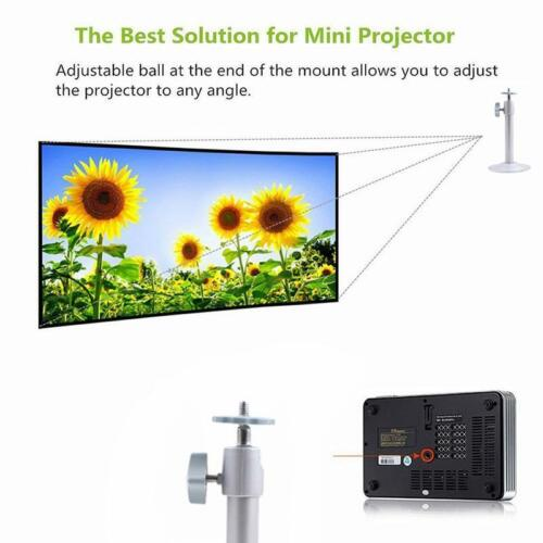 Universal Wall Support Ceiling Projector Bracket 360° Swivel Mount Hanger BL3