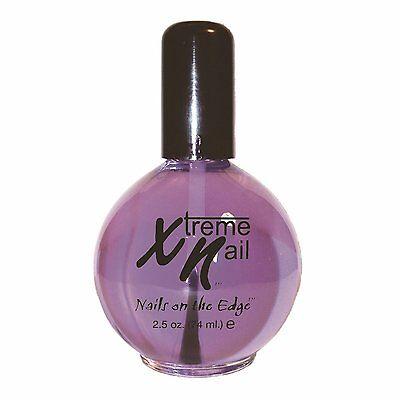 XTREME NAIL QUICK DRY TOP COAT 2.5oz 73ml polish lacquer acrylic gel speedy