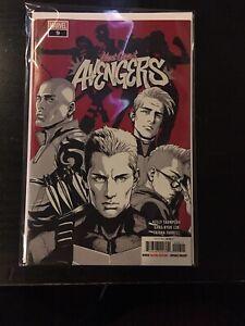 West-Coast-Avengers-9-1st-Alloy-Ramone-Watts-Origin-Powers-NM-Hot-Book