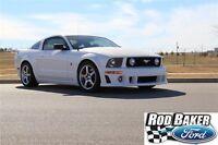 Roush Performance 18x10 Cast Aluminum Wheel-chrome 05-14 Mustang 401305 Set Of 4