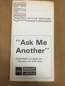 1973-Lincoln-Mercury-Product-Highlights-Ask-Me-Another-Question