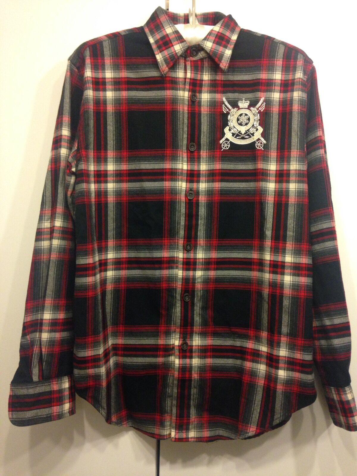 Ralph Lauren Sport Cotton Shirt Größe US 6 NEW RRP