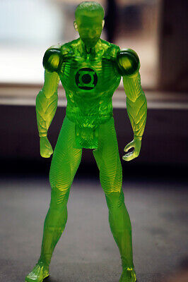 "3.75/"" Dc Marvel Series Action  Figure Green Lantern #003 Toy"