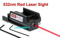 Mini Red Dot Laser Sight Fit For Pistol/glock 17 19 20 21 22 31 34 35 37 Hunting