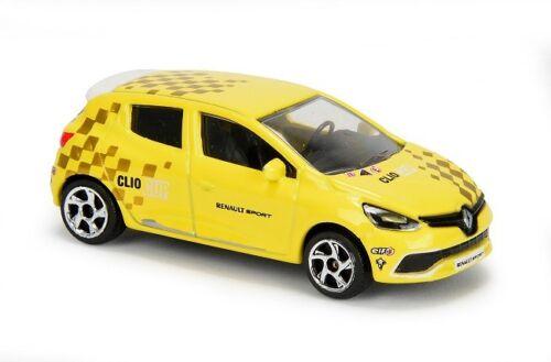 Motor Cars - Neu Renault Clio Sport Clio Cup Majorette 212084150 Ca. 7cm