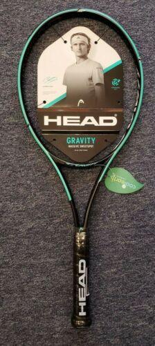 Gravity MP Raquette de tennis gratuit Griffe Sans Cordes Head Graphene 360