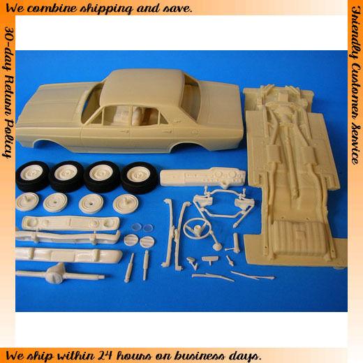 1/25 XT GT 4 puertas la acera Kit