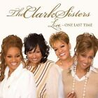 Live One Last Time 0094638109426 by Clark Sisters CD