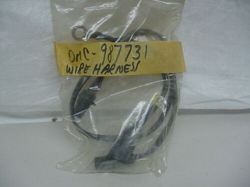 OMC WIRE HARNESS 987731    NOS       C26