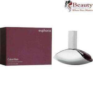 Calvin Klein Euphoria 100ml Eau De Parfum Edp Spray Retail Boxed